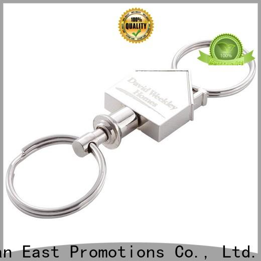 East Promotions high quality metal key rings bulk wholesale for sale