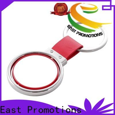 East Promotions top promotional metal keychains supply for sale