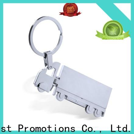 cost-effective promotional keychains metal supplier bulk buy