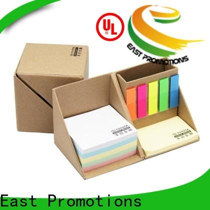 East Promotions latest memo sticky notes suppliers for office