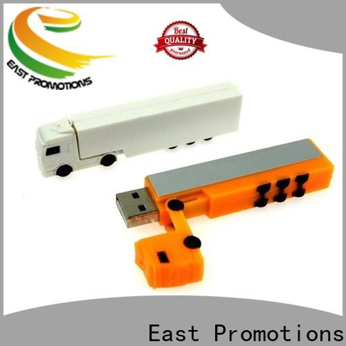 East Promotions top quality usb flash drive with logo company for school