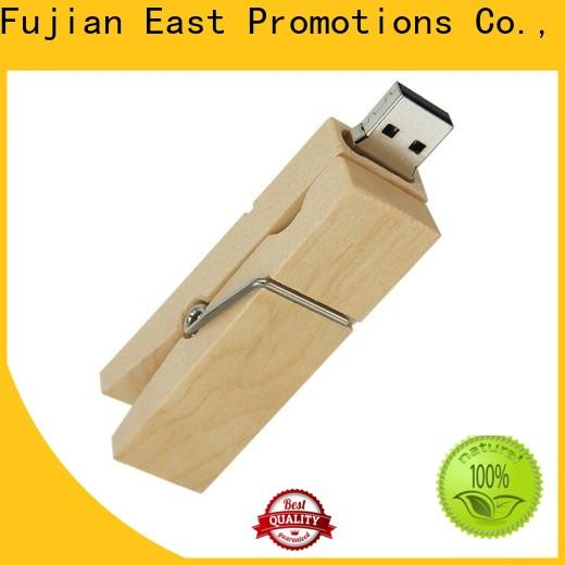 East Promotions leather usb flash drive factory direct supply for computer