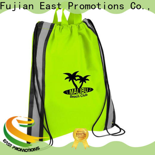 East Promotions custom drawstring bags series for packing