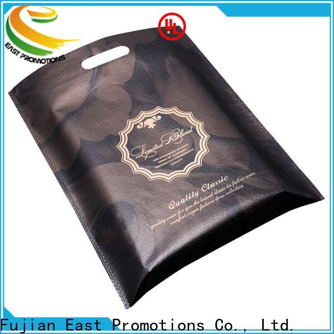 East Promotions non woven bag material inquire now for shopping mall