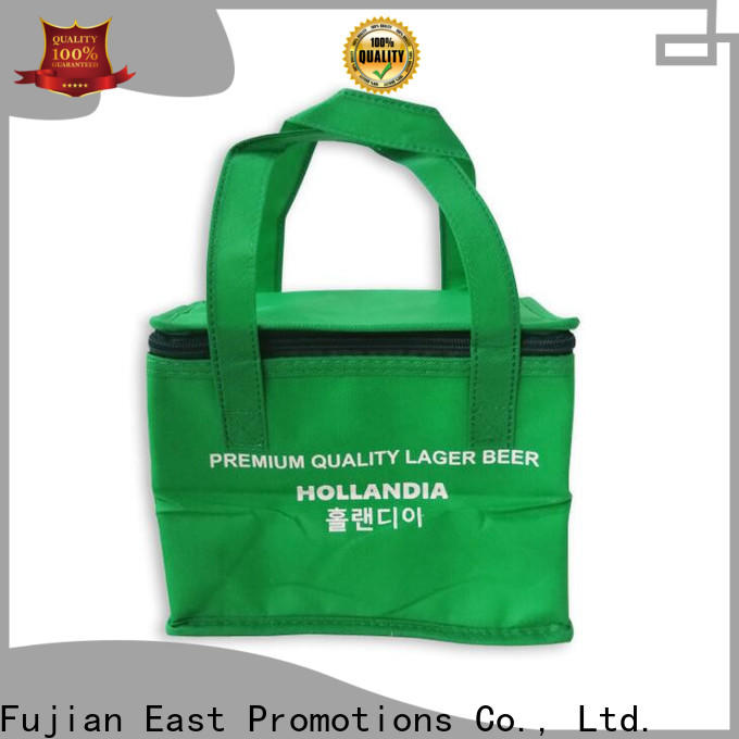 East Promotions custom lunch bags company for sale