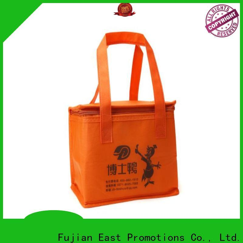 East Promotions lunch tote bag supplier for school