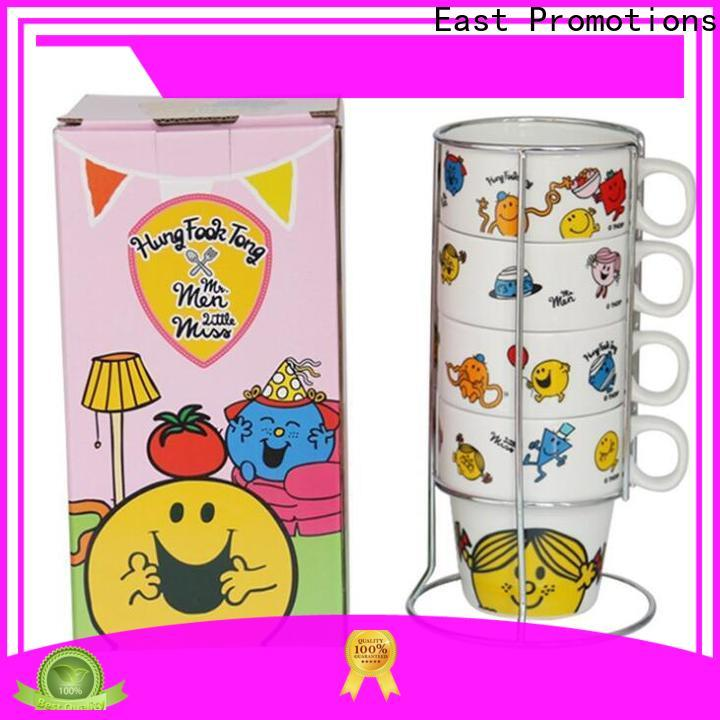 East Promotions porcelain mugs best manufacturer for coffee