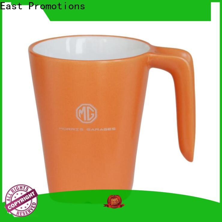East Promotions enamel mugs from China for water