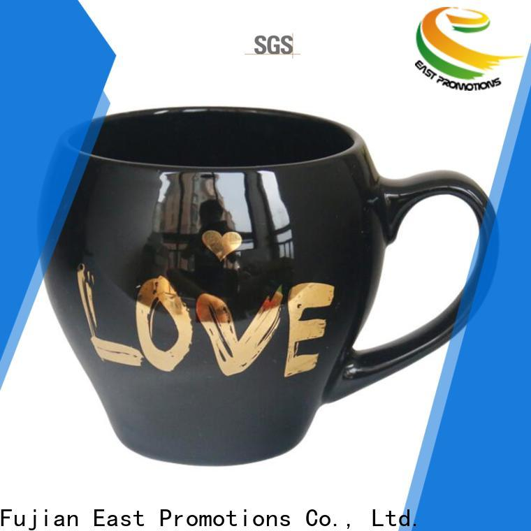 East Promotions top selling plain coffee mugs with good price for drinking