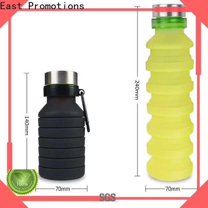East Promotions promotional plastic drinking bottles supplier for holding coffee