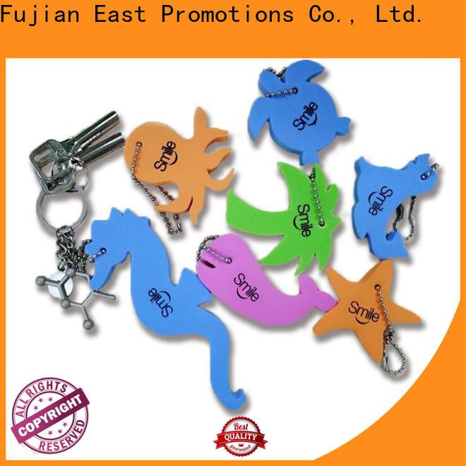 low-cost custom foam keychains best manufacturer for key