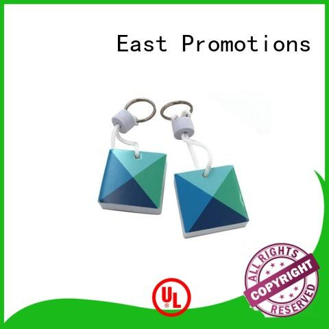 East Promotions new foam keyrings series for sale