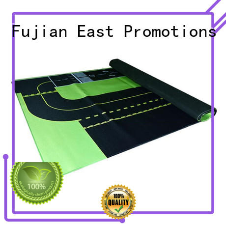 fashion gaming mouse mat logo marketing for computer