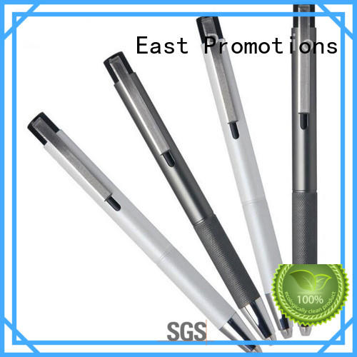 body metal writing pen office for school East Promotions