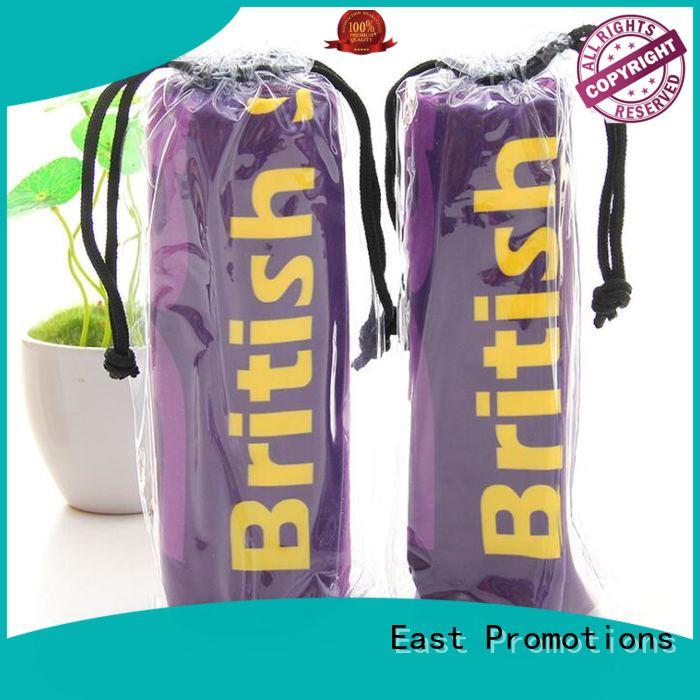 East Promotions recyclable face towel set for cleaning