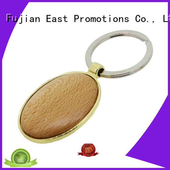 low-cost wooden house keyring directly sale for key