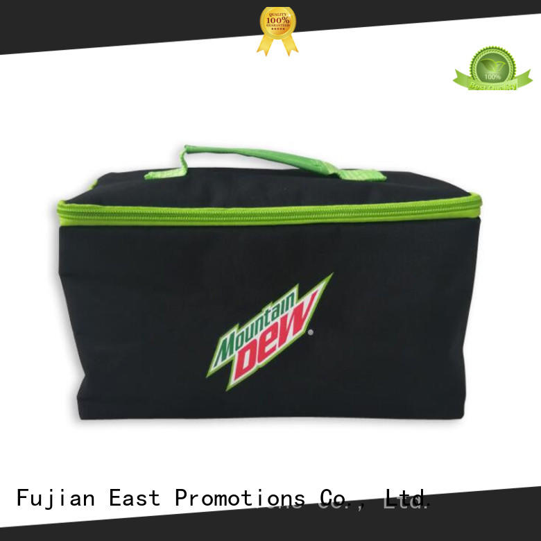 East Promotions colorful lunch box carry bag school for picnic