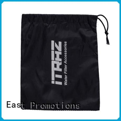 colorful nylon drawstring backpack in china for packing