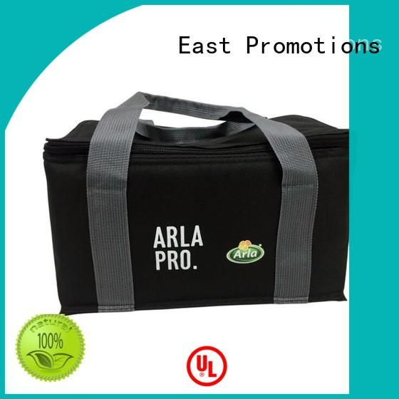 printing lunch box tote bag customised for sports East Promotions