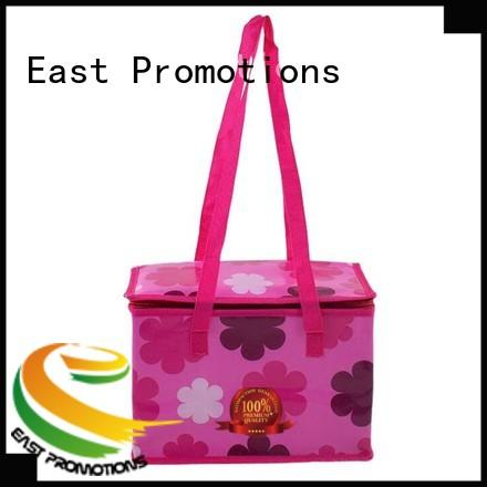 polyester neoprene lunch bag strap for travel East Promotions