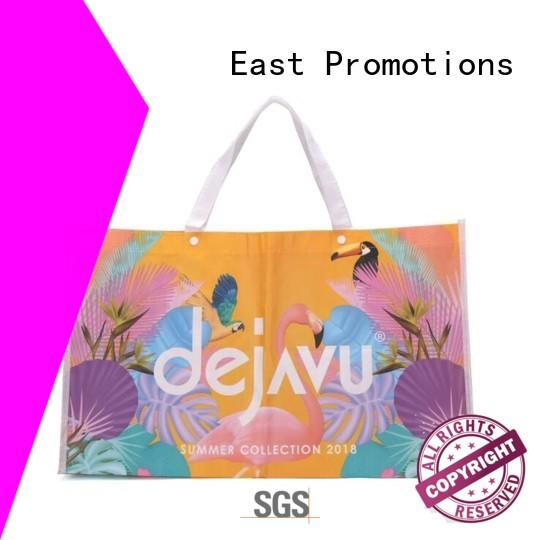 East Promotions durable non woven bag material woven for supermarket