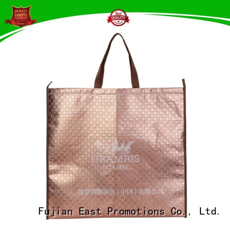 East Promotions fabric non woven eco bag in different color for shopping mall
