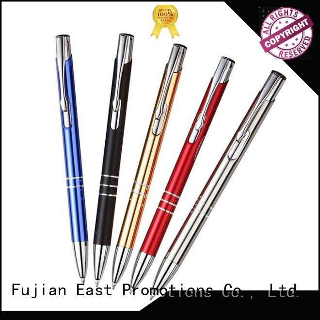 Promotional Aluminum Metal Pen with Laser Imprint Logo