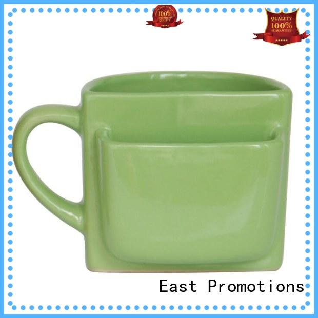 East Promotions promotional tea coffee mugs best manufacturer for drinking