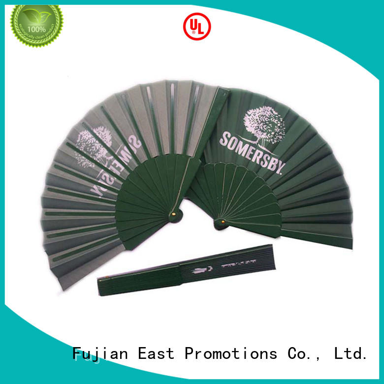 good looking custom folding fans souvenir marketing for decoration