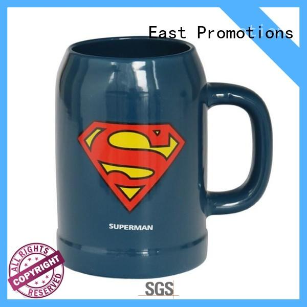East Promotions custom coffee travel mugs from China for tea