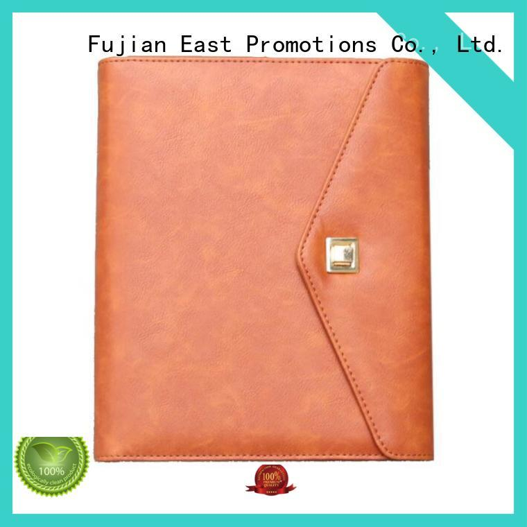 East Promotions creative business notebook on sale for gift
