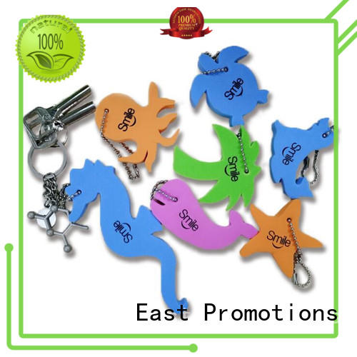East Promotions foam keyrings series bulk buy