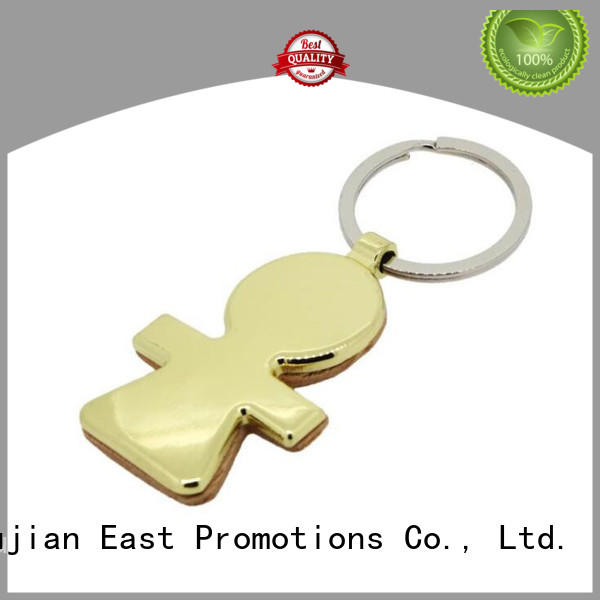 Various Shapes Metal Wooden Keychain with Laser Logo