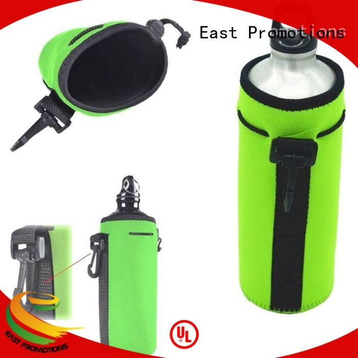 bottle beverage cooler printed for cup East Promotions