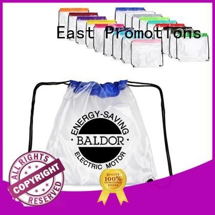 waterproof best drawstring backpack advertising on sale for school