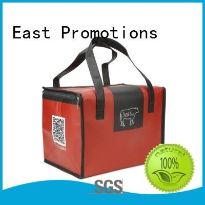 East Promotions high quality square lunch bag in different color for travel