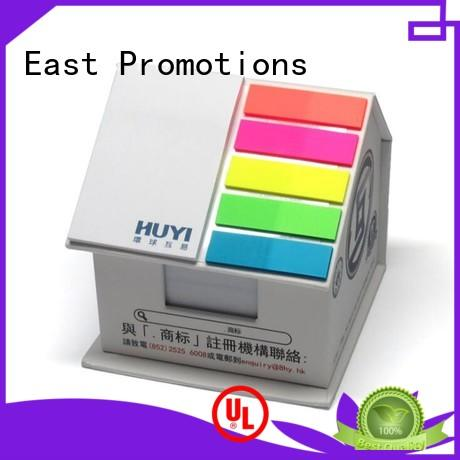 East Promotions latest memo sticky notes supplier for file
