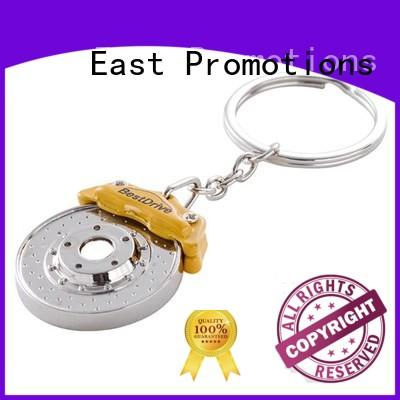plain metal keychains beer for gift East Promotions