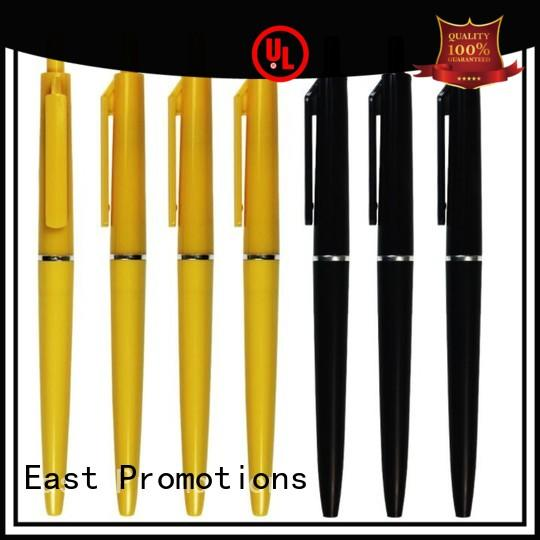 East Promotions stationery pen plastic bulk production for children