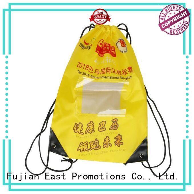 high quality drawstring bag backpack best manufacturer for traveling