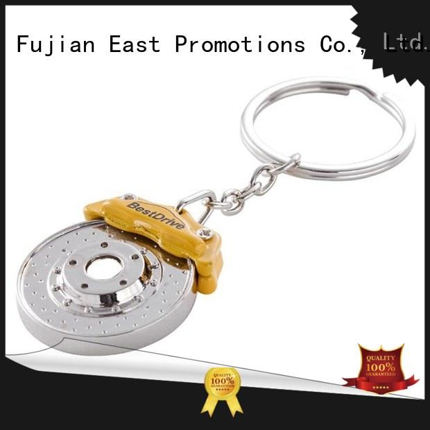 East Promotions plain metal key rings manufacturer for sale