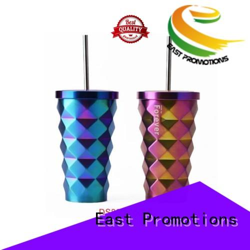 East Promotions high-quality insulated travel mugs set for drinking