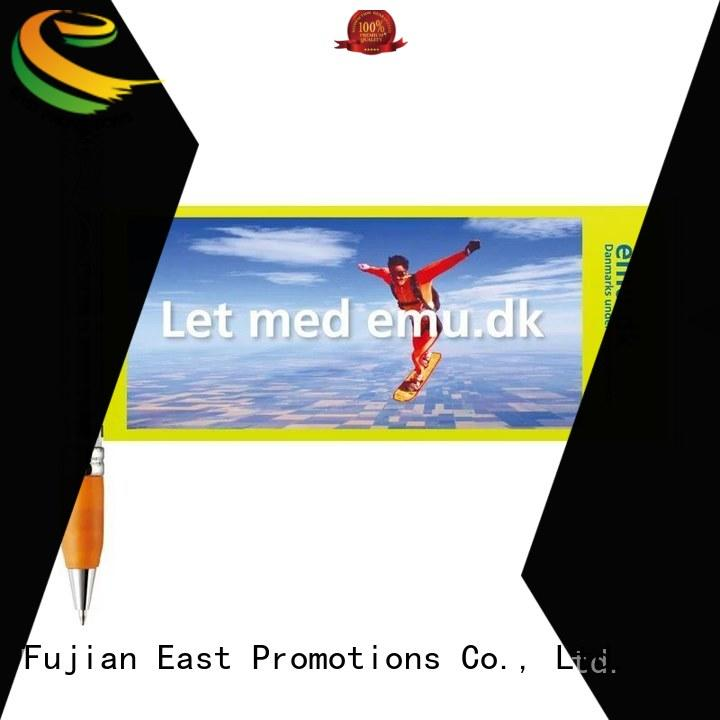 East Promotions stationery promotional pens in different shapes for school