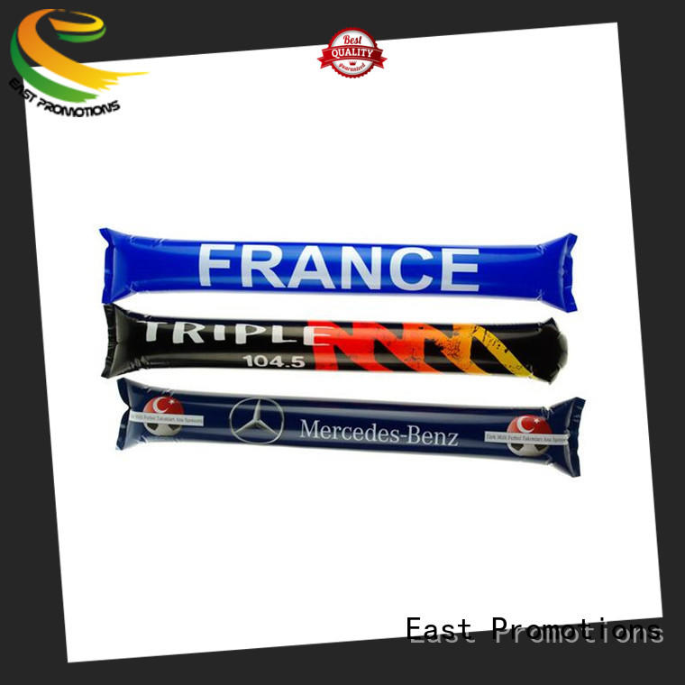 East Promotions nice inflatable cheering sticks experts for concert
