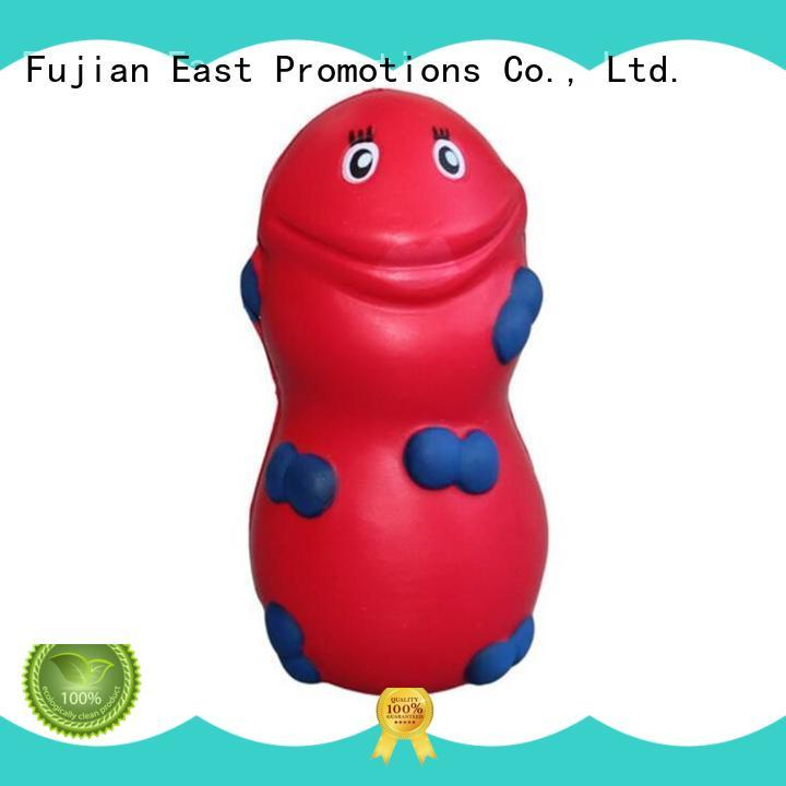 East Promotions material adult stress toys marketing for children