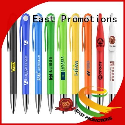 East Promotions durable retractable ballpoint pen touch for school