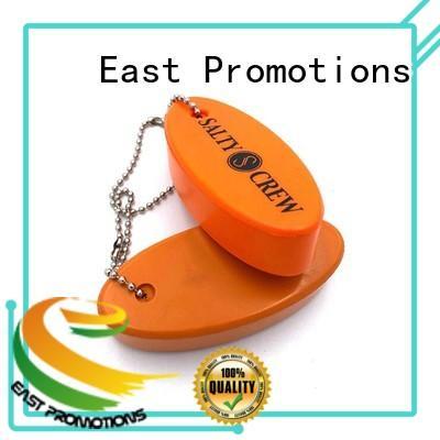 East Promotions promotional floating key rings best manufacturer bulk buy