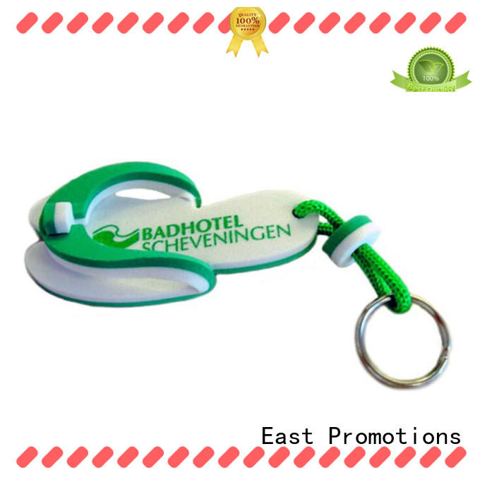 East Promotions floating keyring company for gift