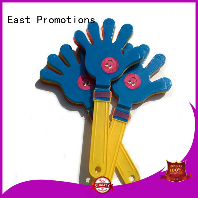 East Promotions smooth inflatable cheering sticks factory for sport meeting