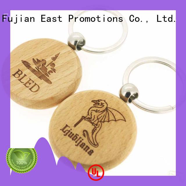 best value personalised wooden keychains factory for sale